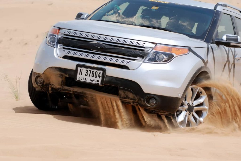 Fords Provide Unmatched Safety