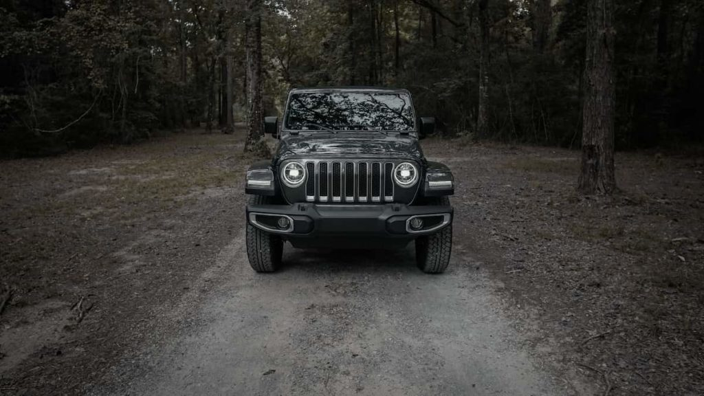 Let's Drive the 2021 Jeep Wrangler