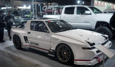 Mitsubishi Starion Body Kit