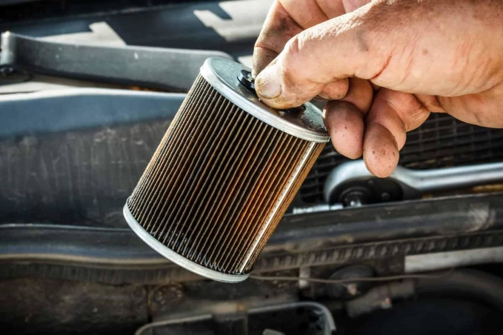 Monitor Your Fuel Filter