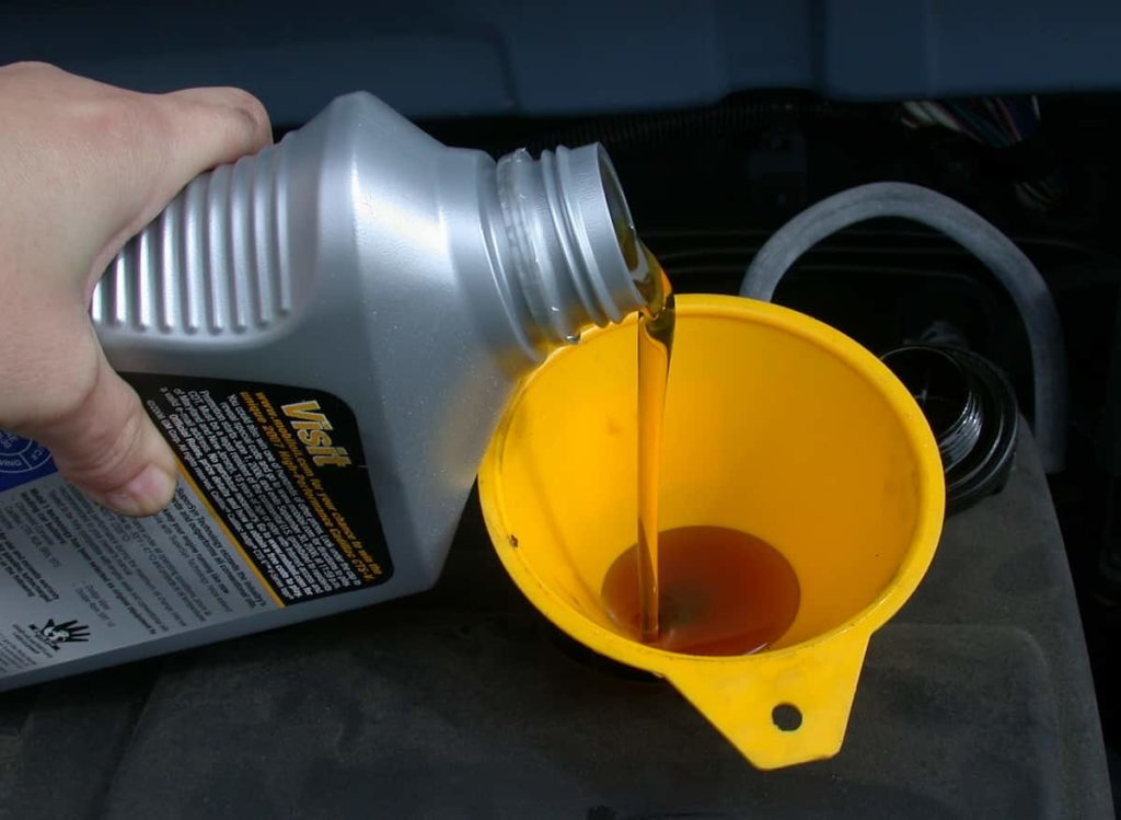 Oil and Grease