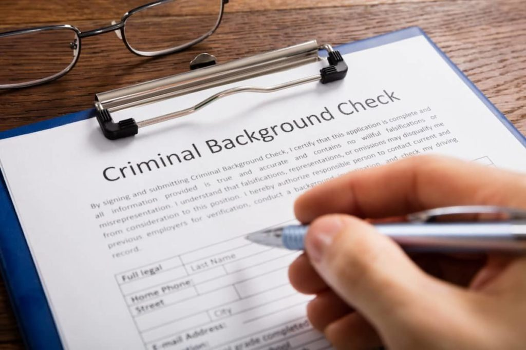 What is the process of expungement