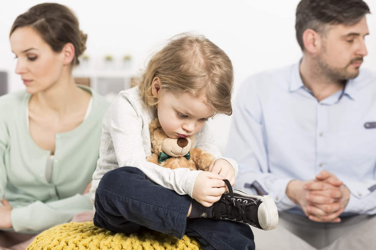 how is child custody determined