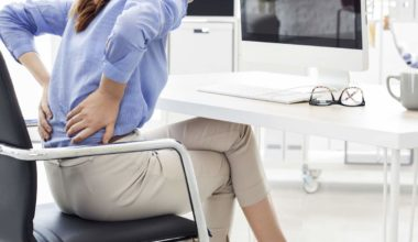 office ergonomics tips
