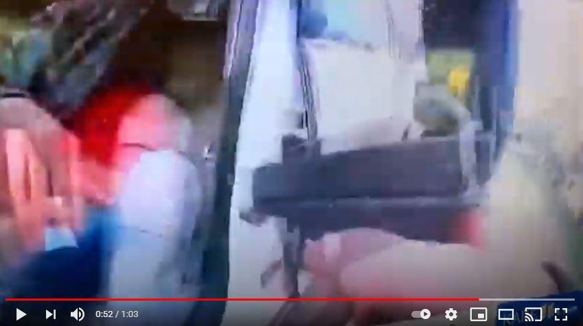 Body Cam Footage Police Yell TASER Shooting Daunte Wright