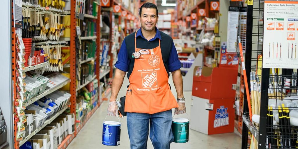 Home Depot aims to tick all the right boxes