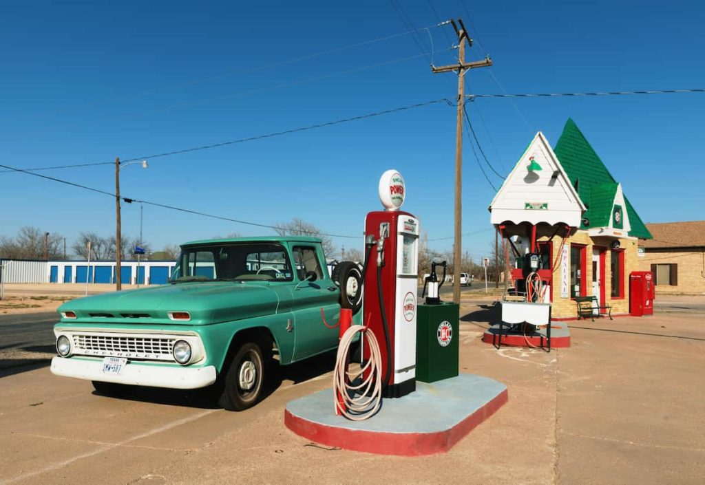 Join a Gas Station Rewards Program
