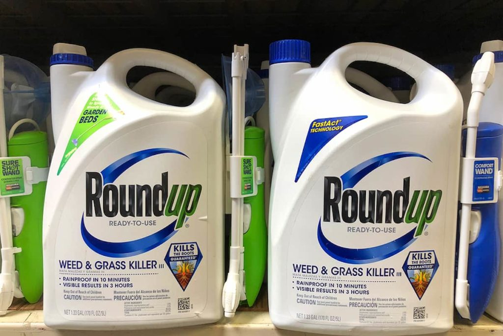 Roundup was the cause of their cancer