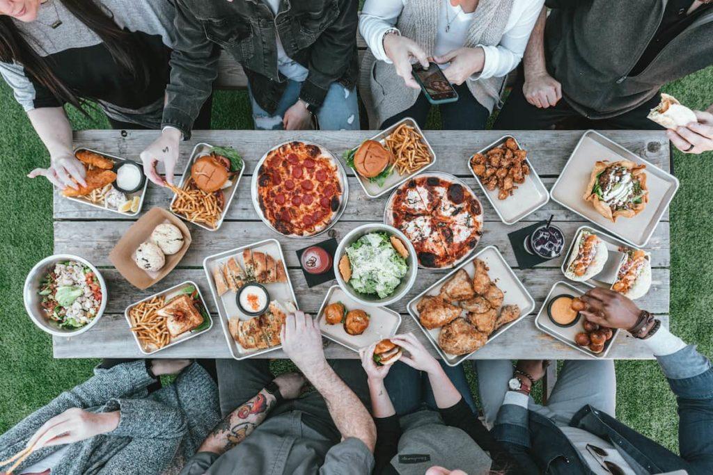 Serve a Meal on a Budget