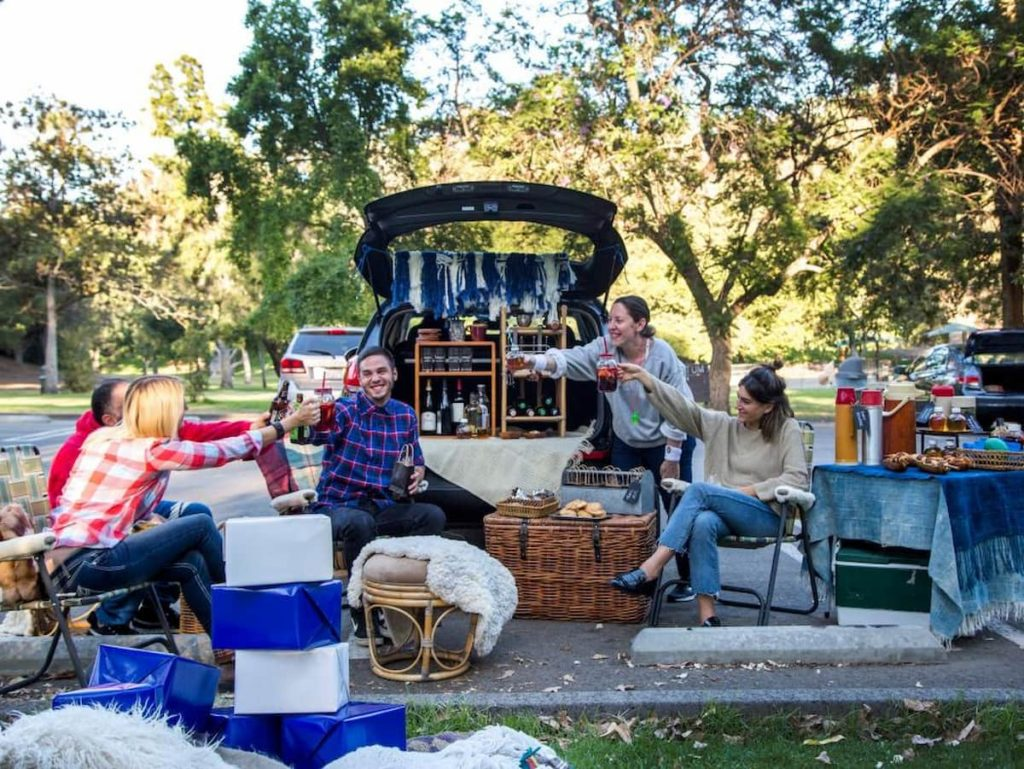 Use These Tailgate Party Ideas For Your Next Event