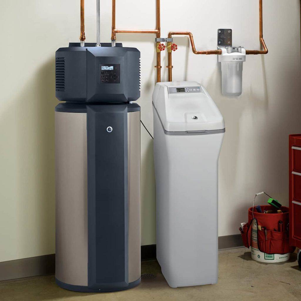 What In The World Is A Water Softener