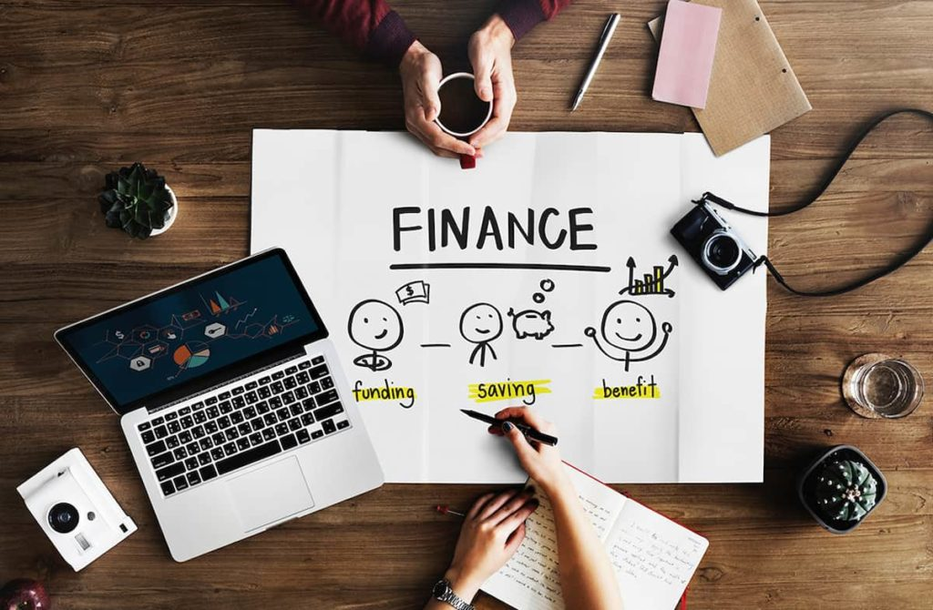 What is finance consumer services