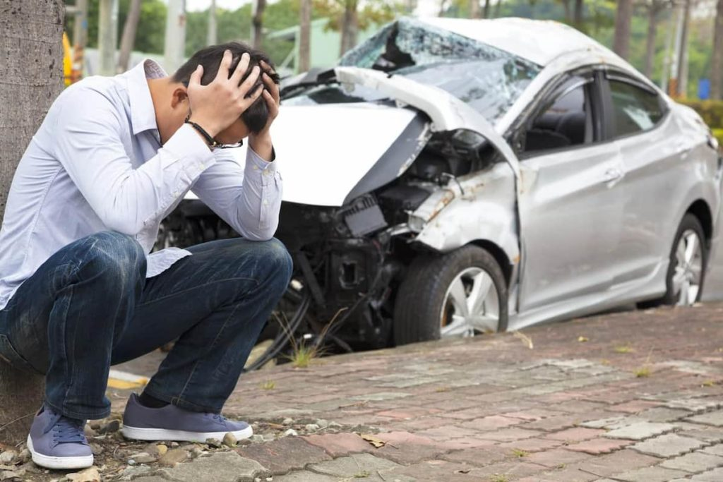 When should I report an accident