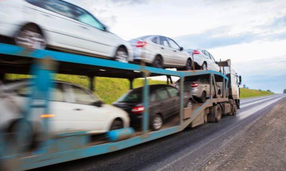 car transport company