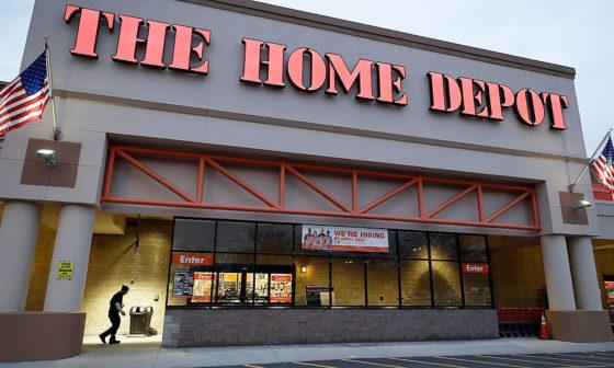 home depot refrigerators on sale