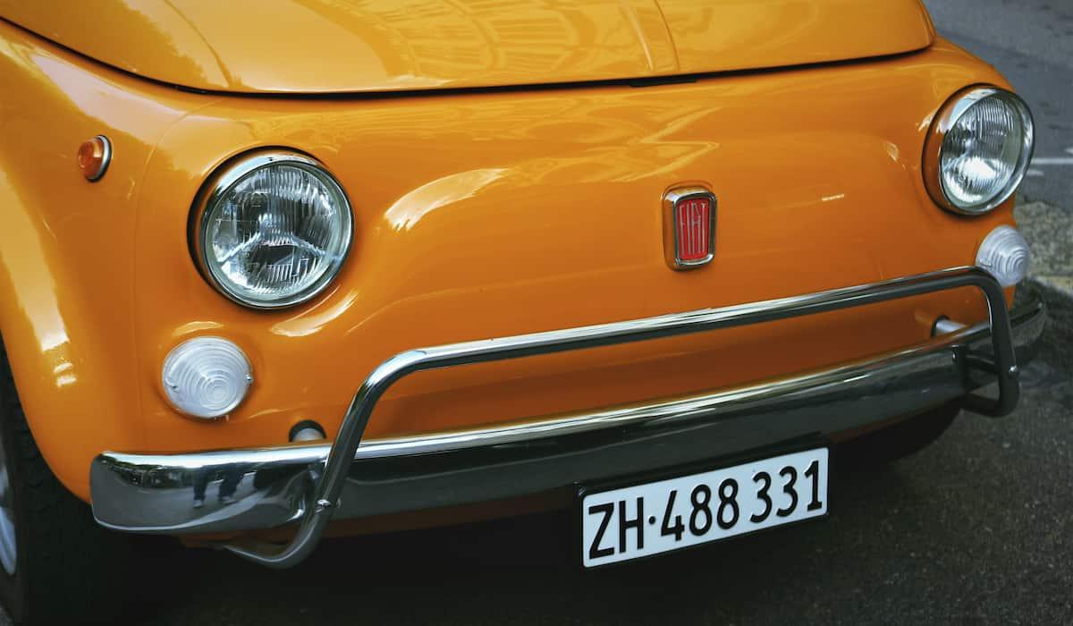 identify a car