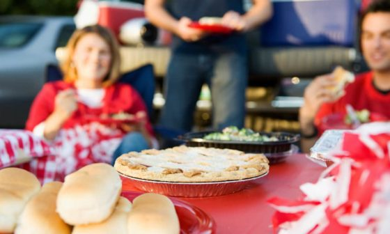 tailgate party ideas