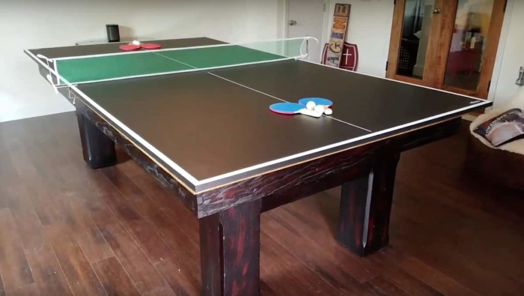 Brunswick Table Tennis Conversion