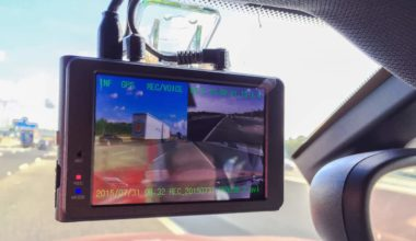 Dashcams and Privacy
