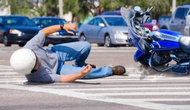 a Motorcycle Accident