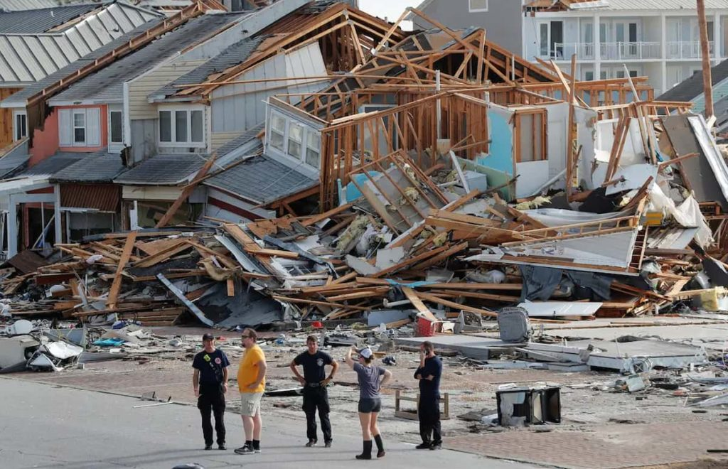 Is hurricane damage covered