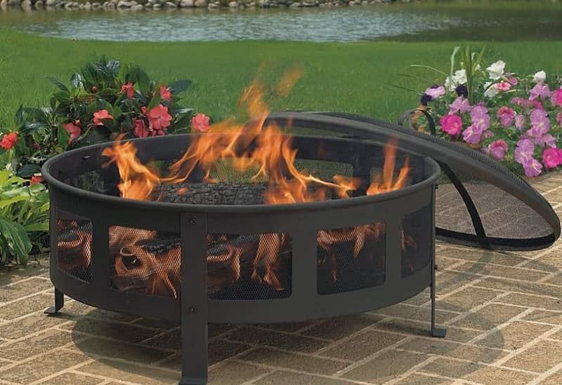 Portable campfire pit