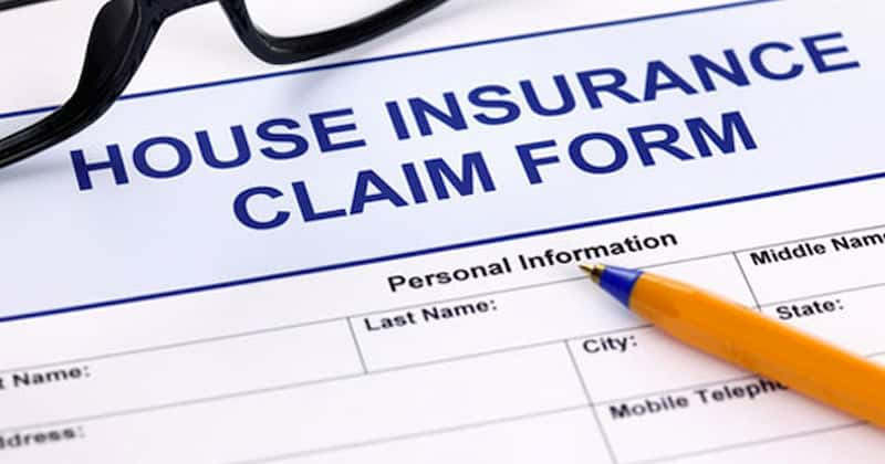 What do I need to file an insurance claim