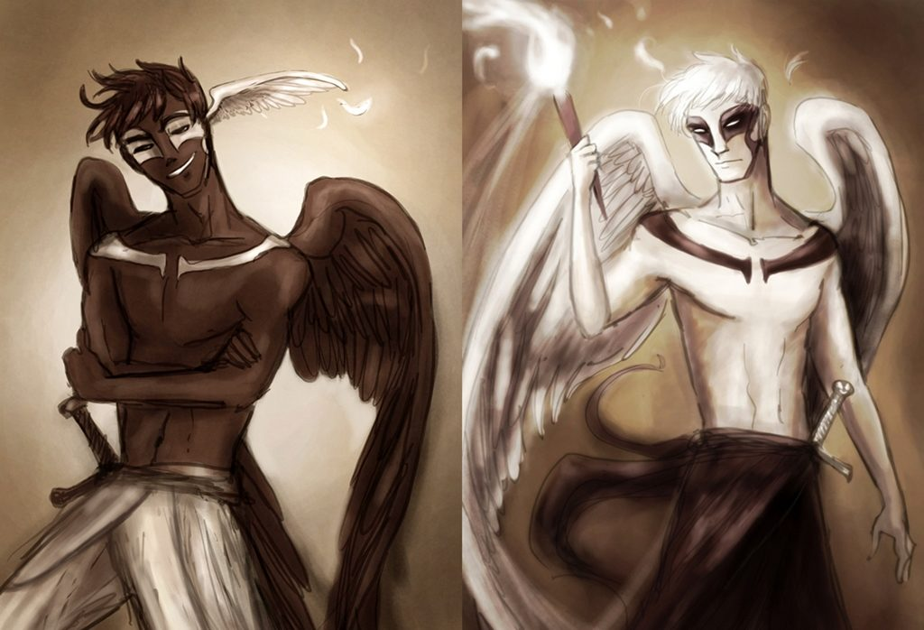 Thanatos And Hypnos - The Greek Gods Of Death