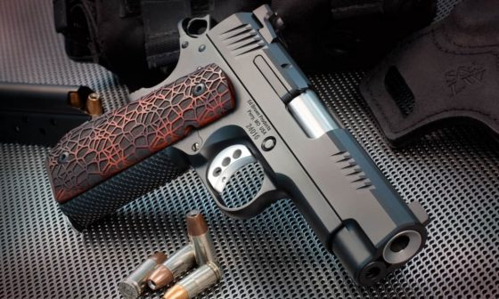 custom-made firearm