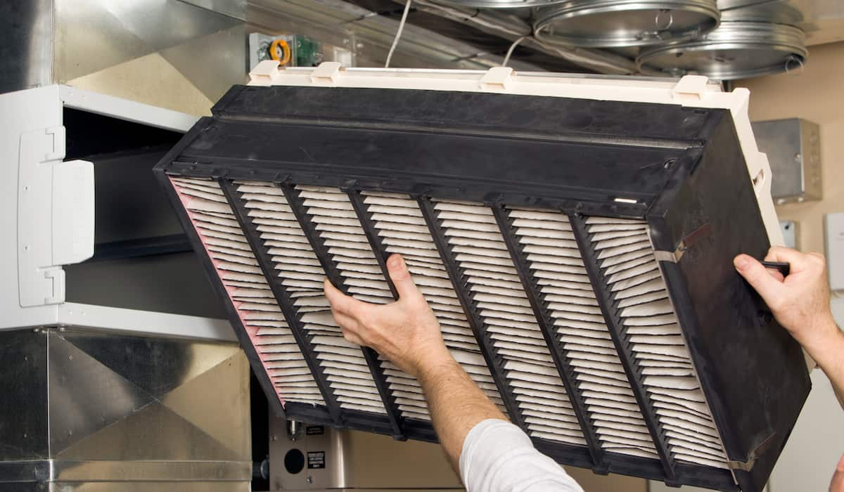 types of air filters for home