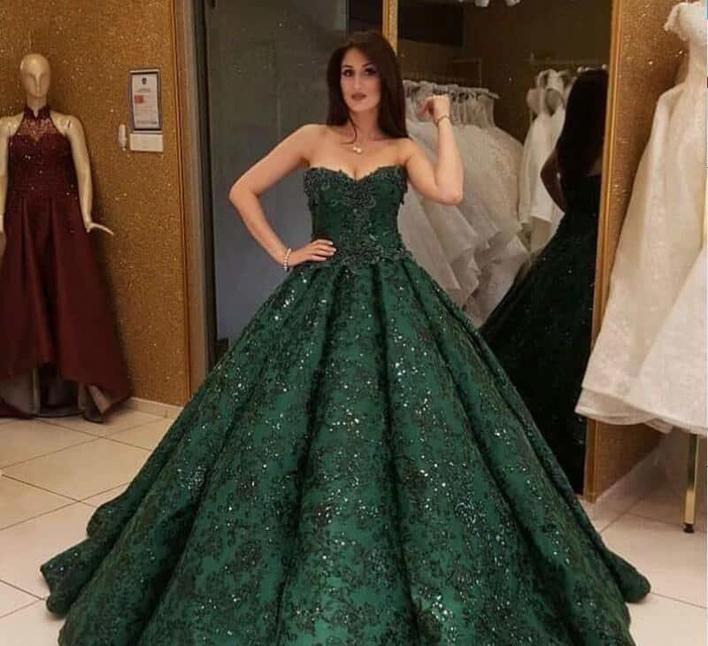 The Wavy Dresses