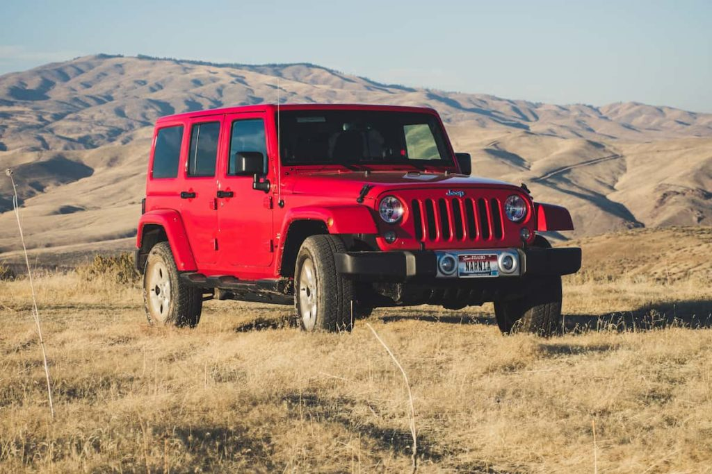 There Are Not Many Alternatives When Buying a Jeep