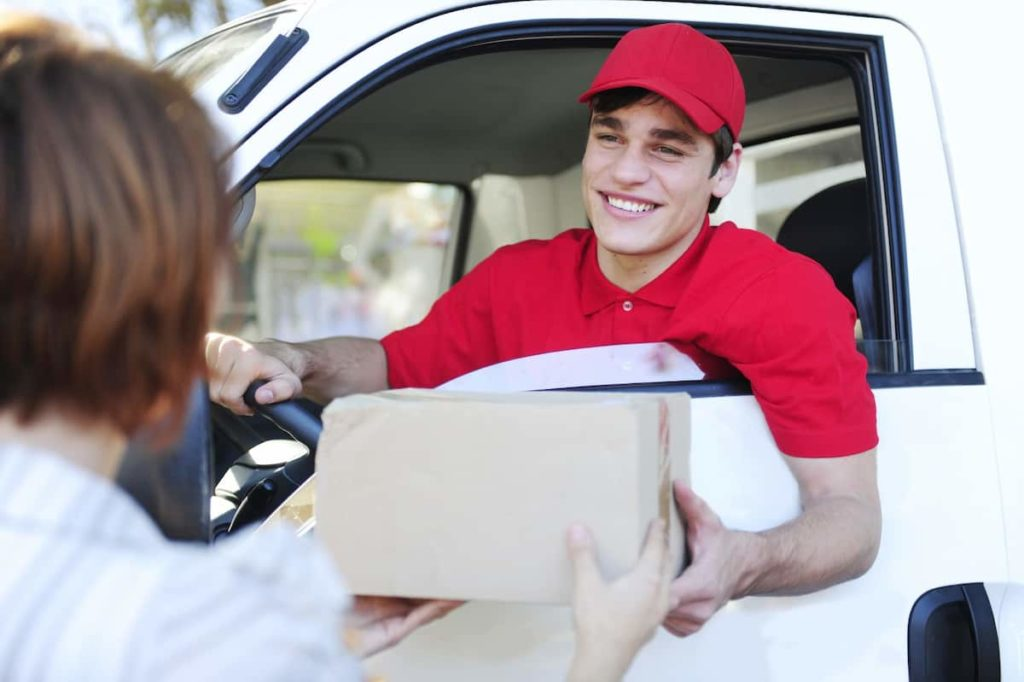 What sort of skills should you have for the role of a delivery driver