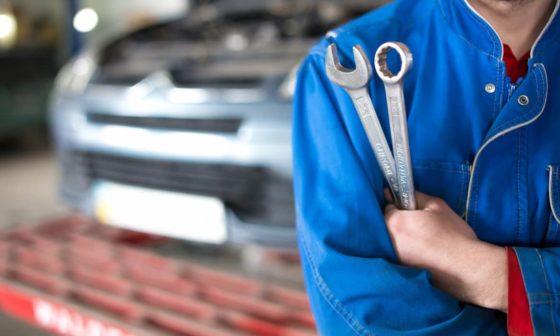 find a mechanic