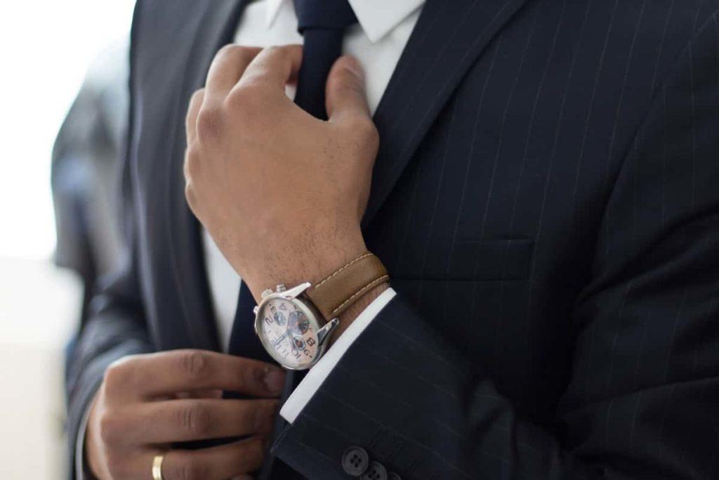 A Luxury Watch