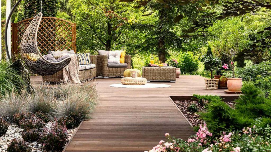 Decks and Pathways