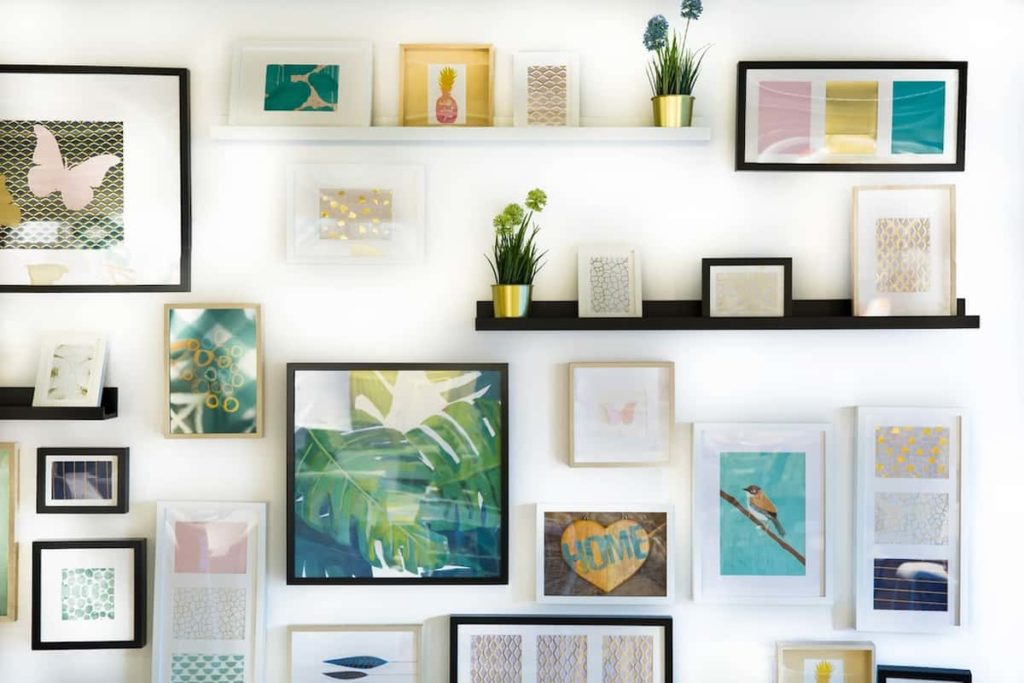 Fill your home with beautiful, meaningful art