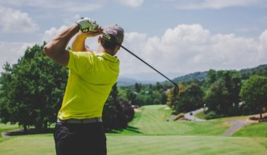 Golfing Affair