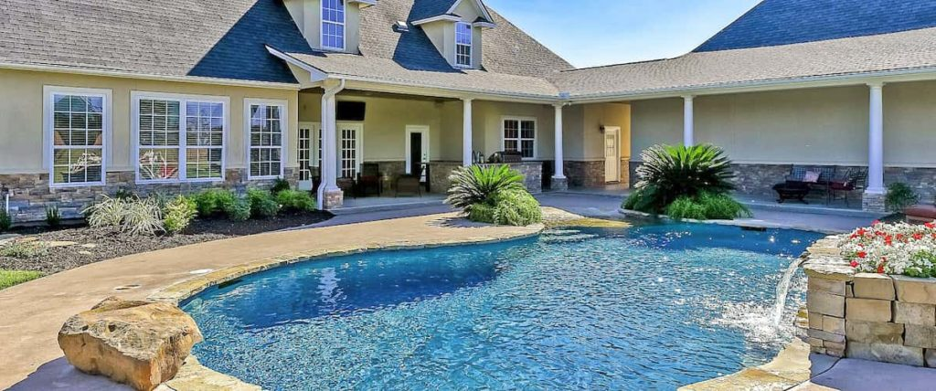Pools and Poolhouses