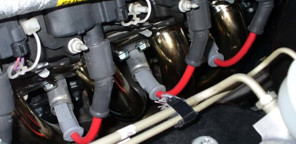 Spark Plugs and Wires