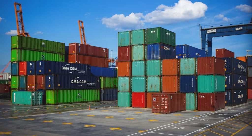 Why shipping container