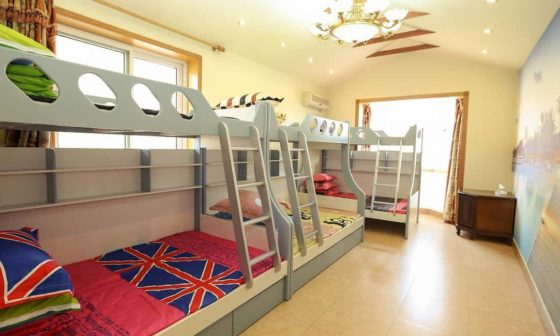 Add a Bunk Bed