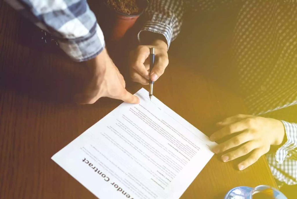 Create Your Vendor Contract the Right Way