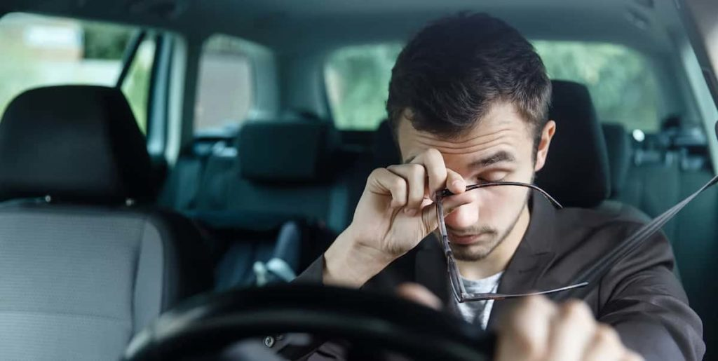How to Avoid Driving Drowsy
