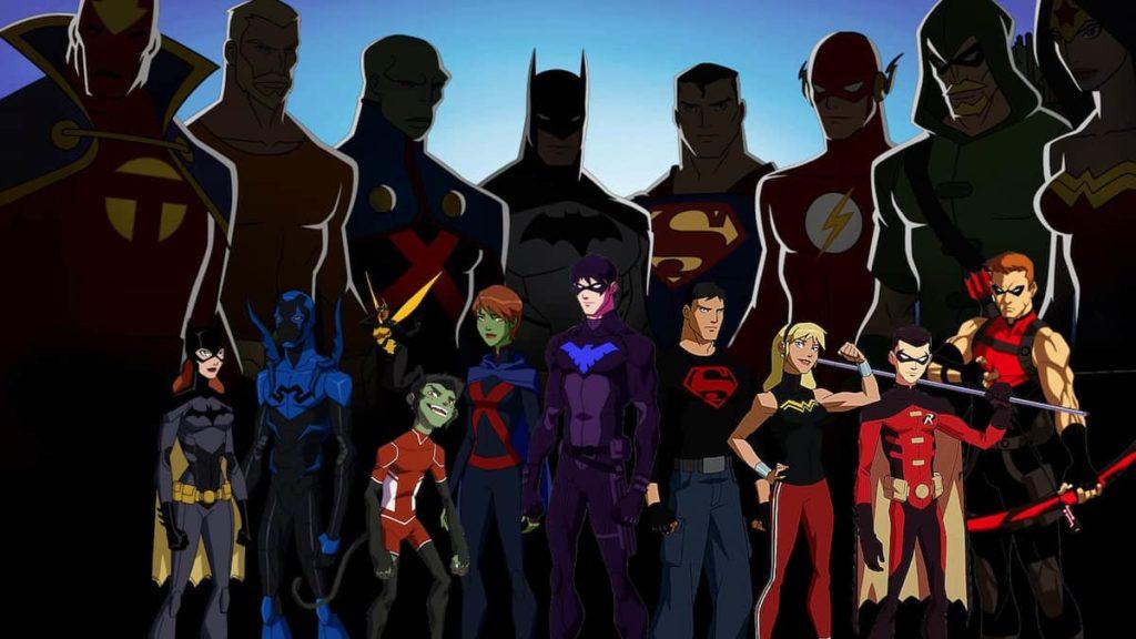 Teenage Superheroes