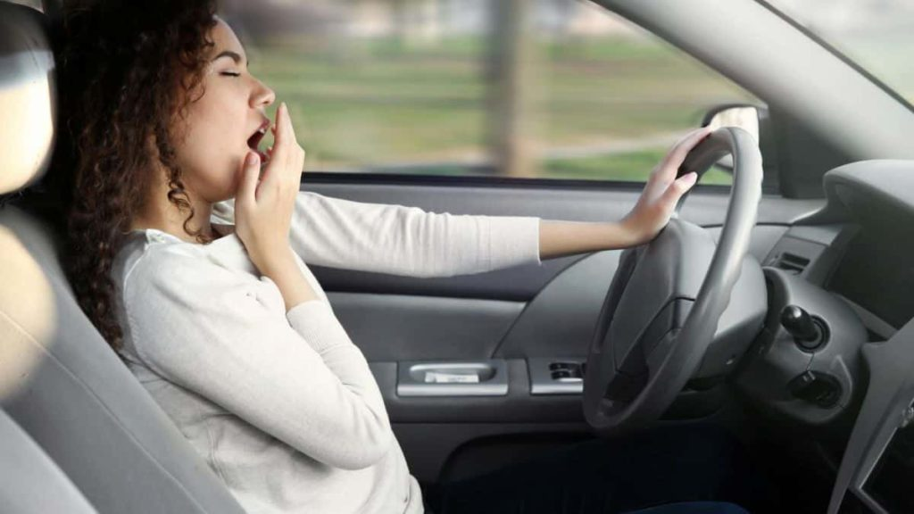 What to Do if You Are Too Tired to Drive