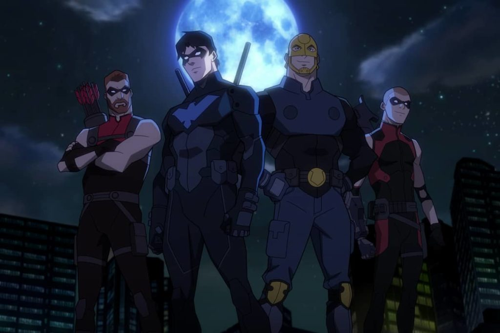 Young Justice Has An Impressive Timeline