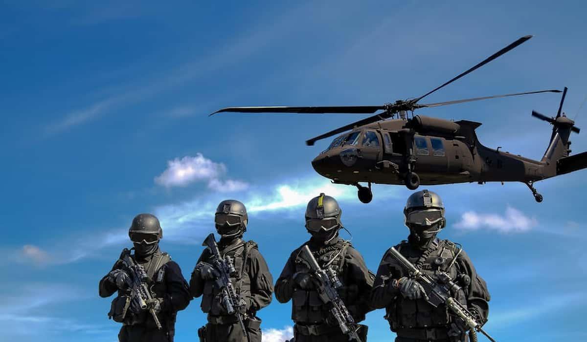 deployed abroad