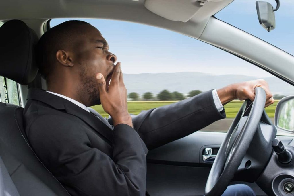 ho Is More Likely to Drive When Tired