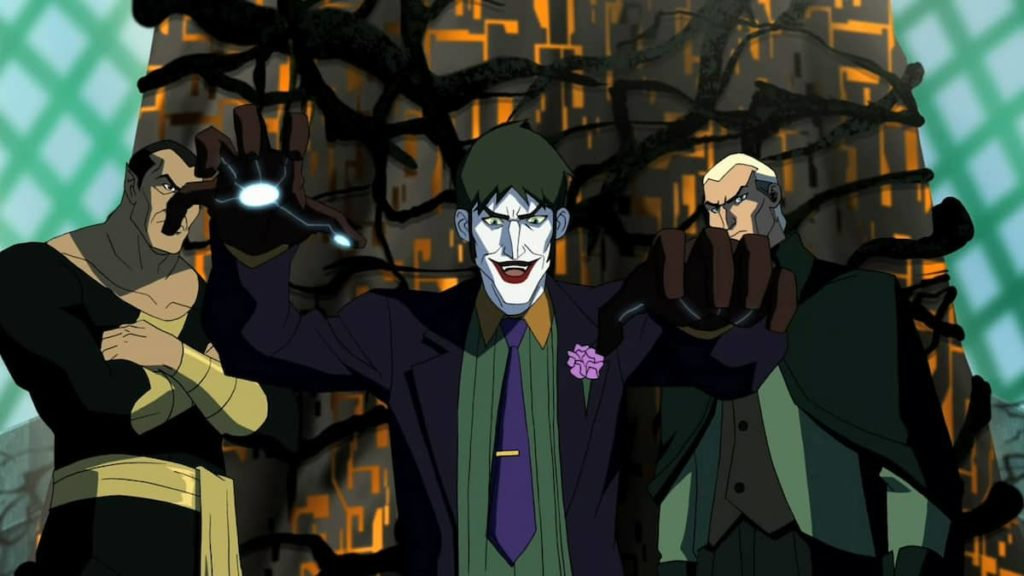young justice villains